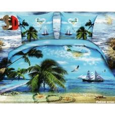 Райский остров 3д